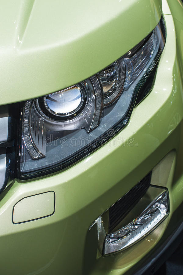 Free Car Headlight Stock Photos - 28094493