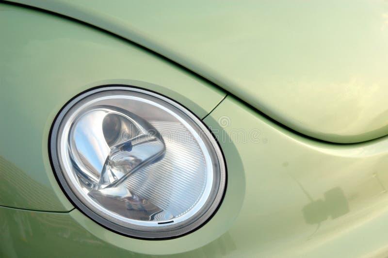 Car Headlight stock photo