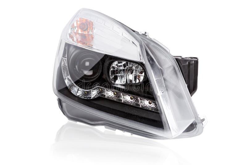 Download Car Headlights Stock Photos - Image: 25553203