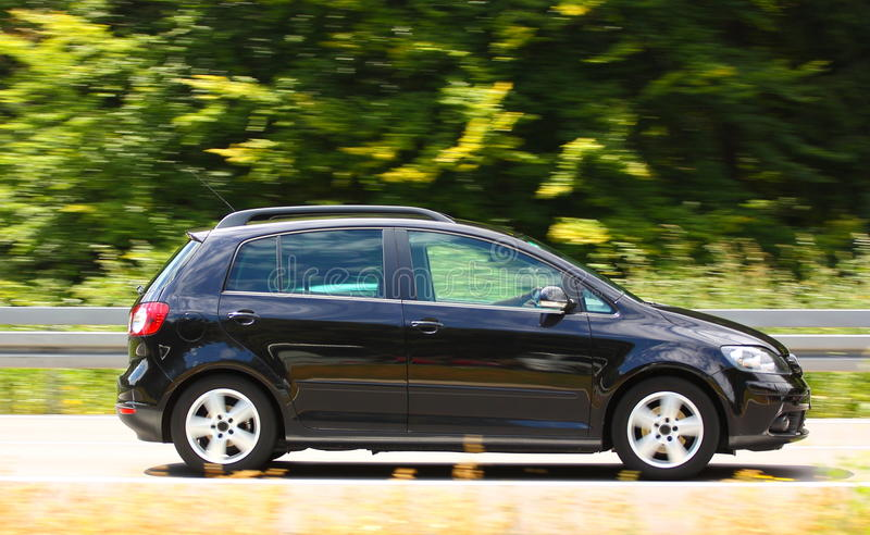 Download Car on highway stock image. Image of background, vehicle - 26291155