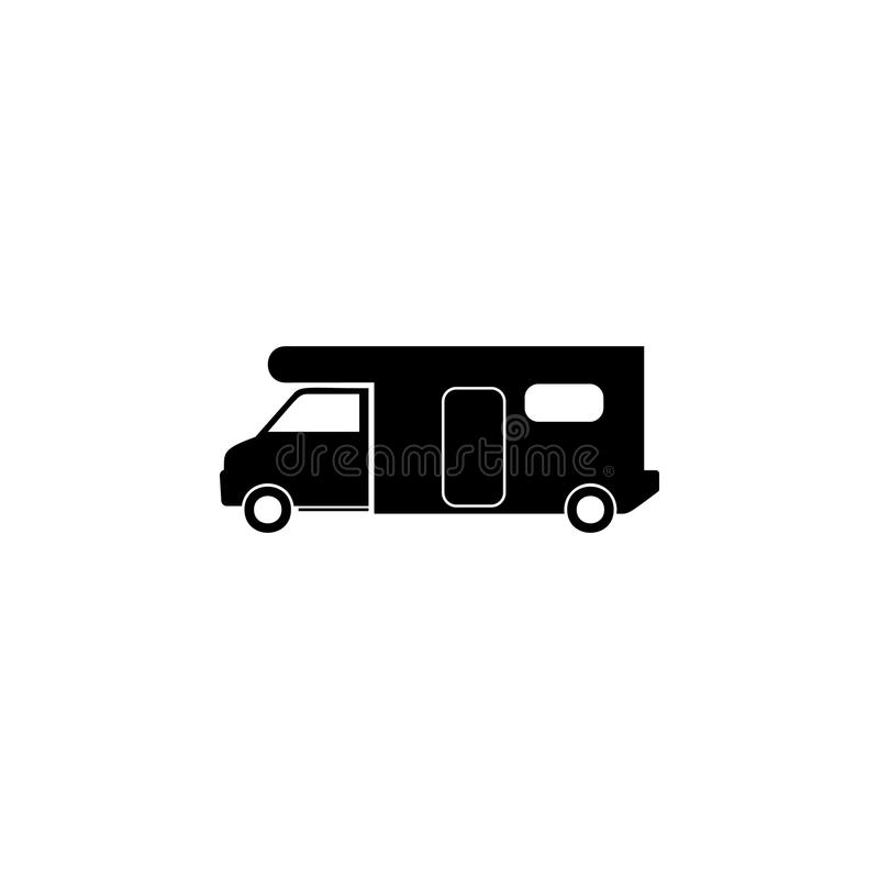 Car House On Wheels Icon. Element Of Car Type Icon. Premium ... on cardboard box home designs, container home designs, carriage home designs, train car home designs, rail car dock designs,
