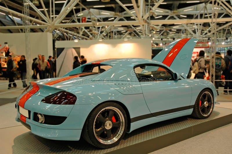 Car I Sport Στοκ Εικόνες