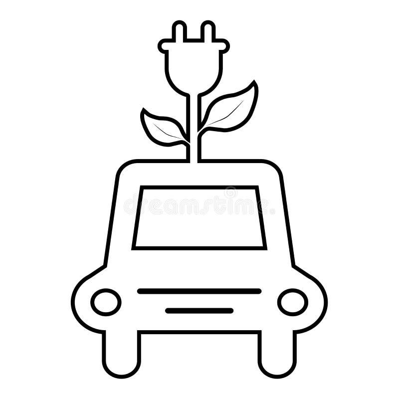 car icon stock illustration