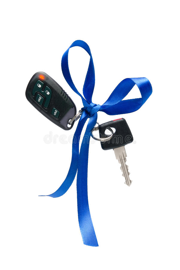 Download Car ignition key stock photo. Image of chain, push, color - 17618404