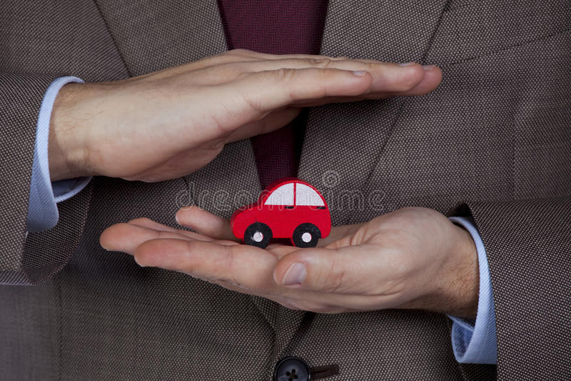 Car Insurance. Your professional car insurance solution for the best protection royalty free stock images