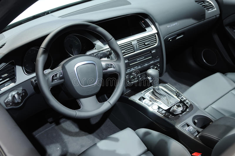 Download Car interior stock image. Image of engineering, dashboard - 16854421