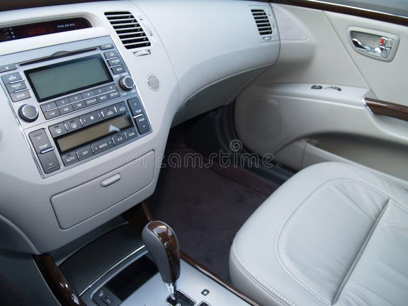 Car interior royalty free stock photo