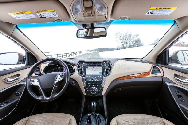 Download Car Interior Stock Photo - Image: 41048596