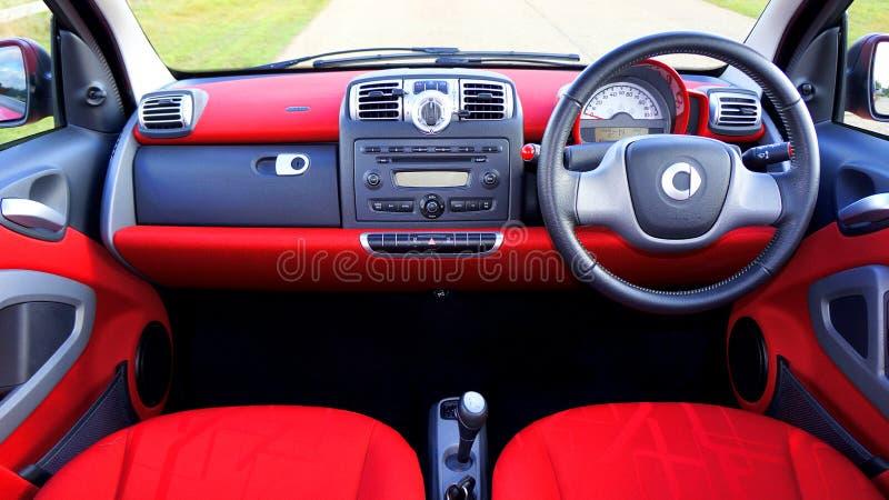 Car interior stock photography
