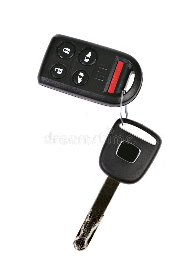 Car Key with Remote stock images