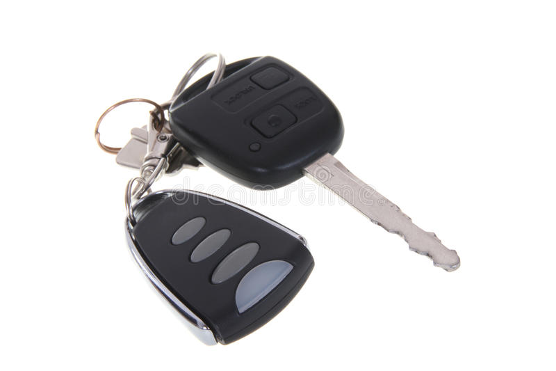 Download Car key and remote control stock image. Image of isolated - 17761941