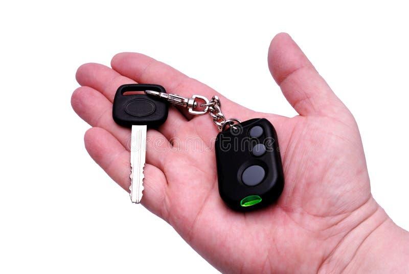 Download Car Keys And Remote Control Alarm System Stock Image - Image of auto, burglar: 5130739
