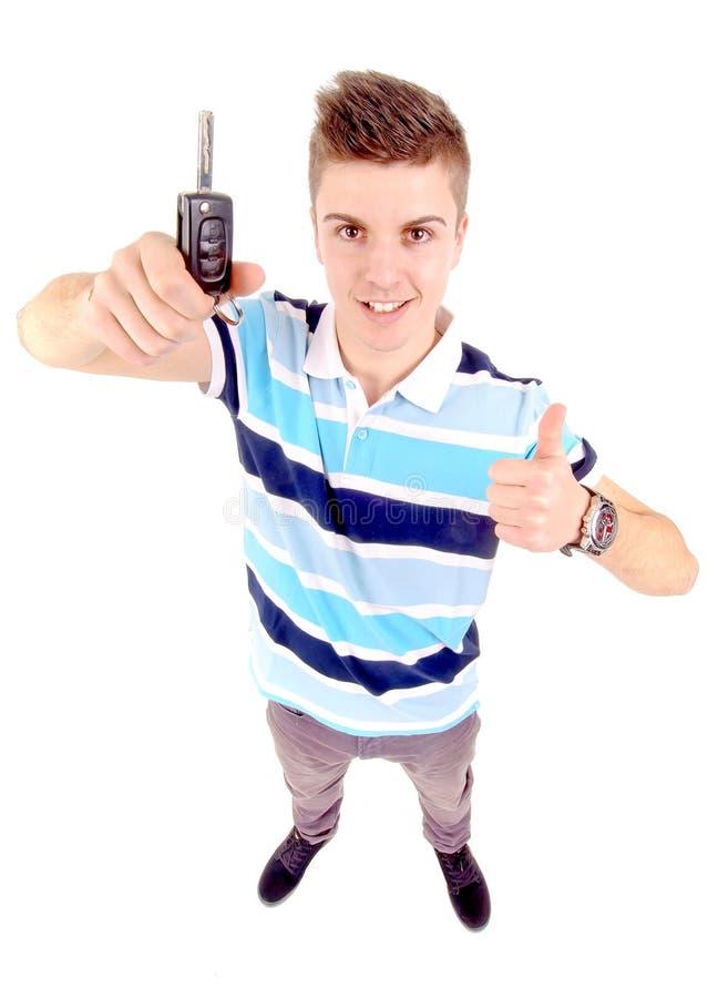 Car keys royalty free stock photos
