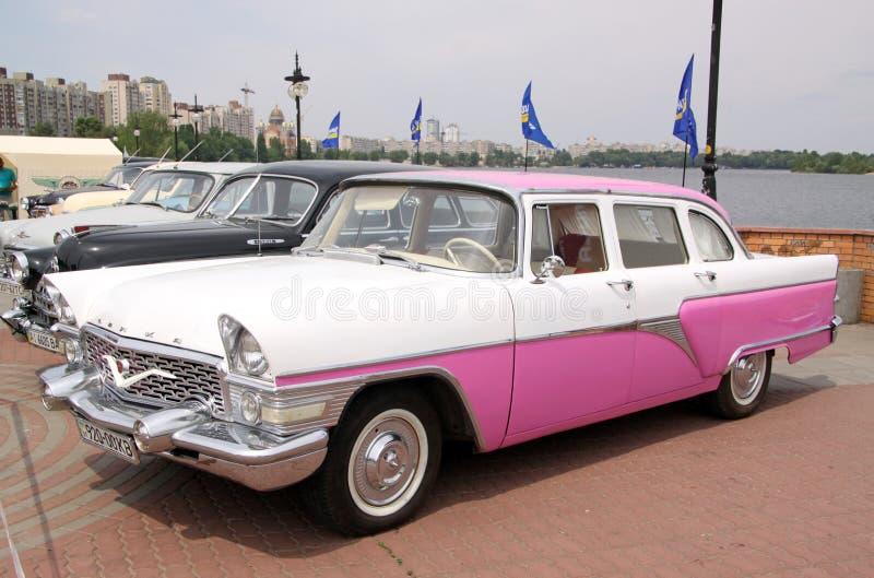 Download GAZ 13 Chaika (Soviet-made Limousine) Editorial Photo - Image: 37451961