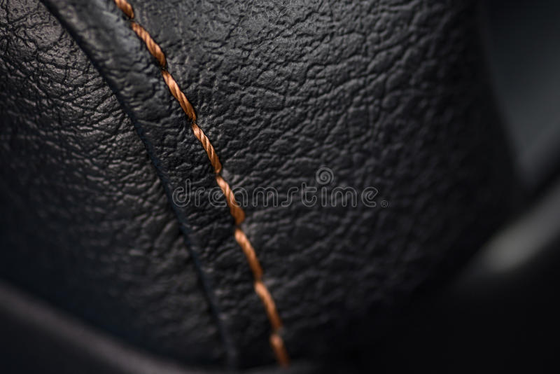 car leather texture with stitch stock image image of automobile nervure 85970997. Black Bedroom Furniture Sets. Home Design Ideas