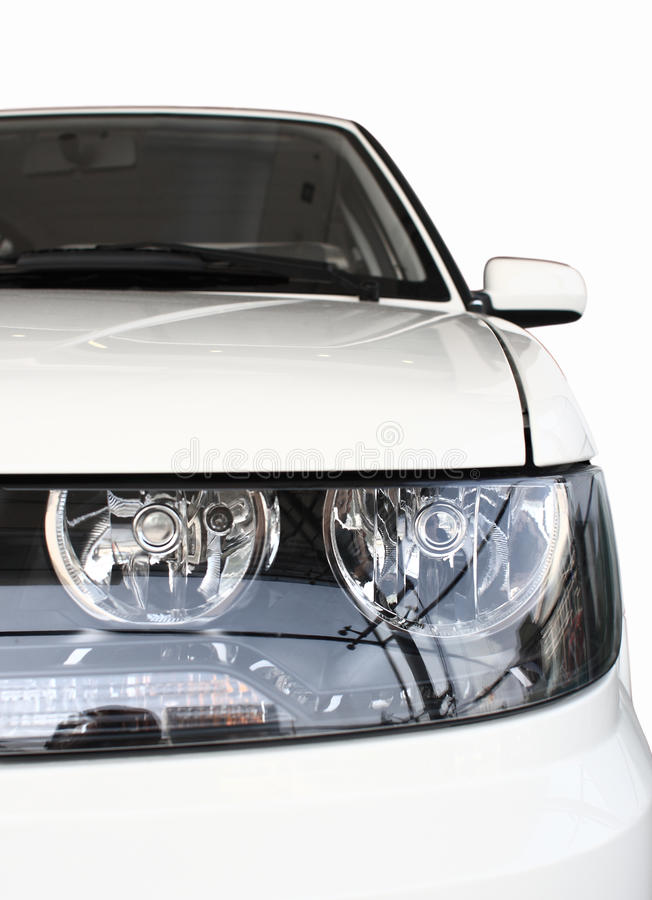 Download Car light stock image. Image of concept, brightness, front - 14722041