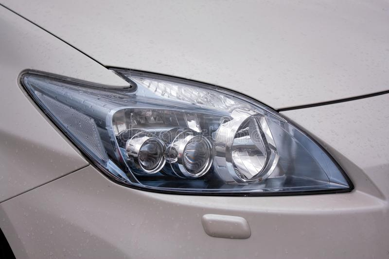 Car light royalty free stock images