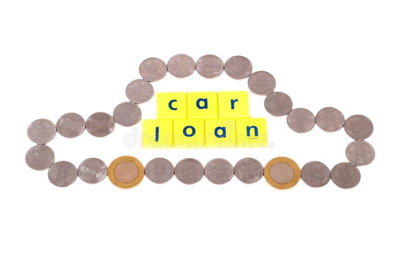 Car loan royalty free stock photo