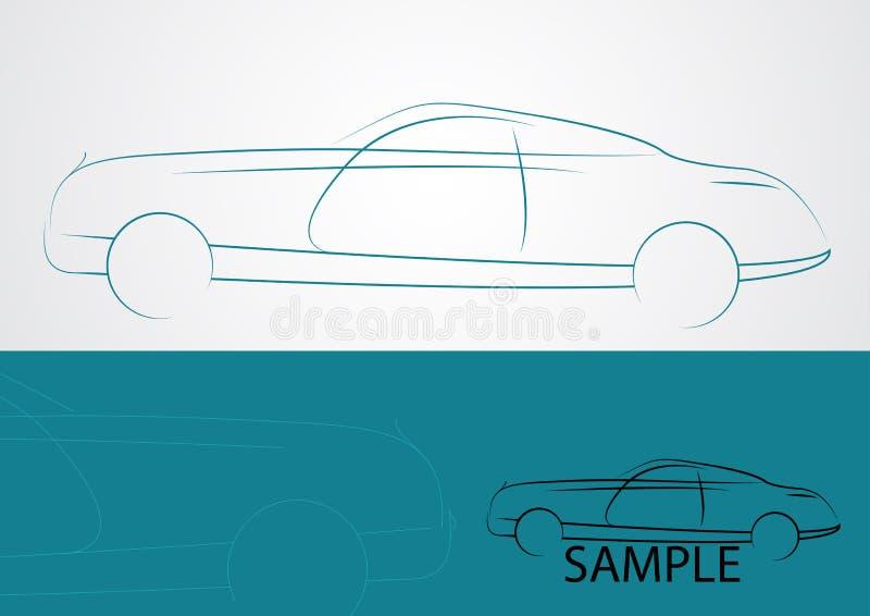 Download Car Logo Design Stock Vector Illustration Of Hobby Action