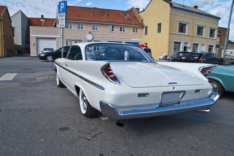 Download Am Car Meeting In Halden (1960 Desoto) Stock Image - Image: 25909241
