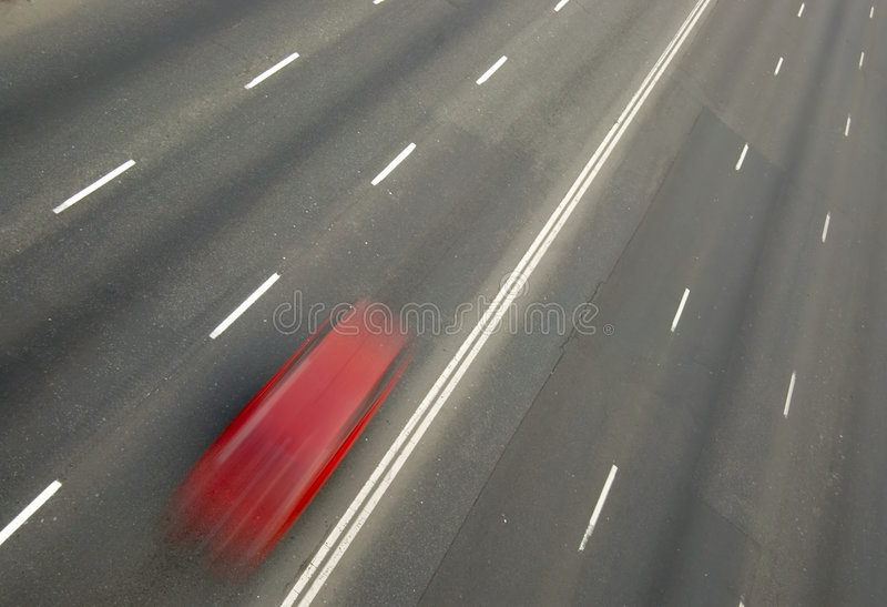 Download Car with motion blur stock image. Image of automobile - 7109525