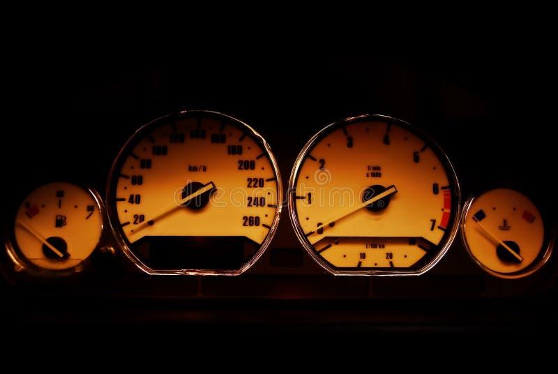 car my sleeping στοκ εικόνες