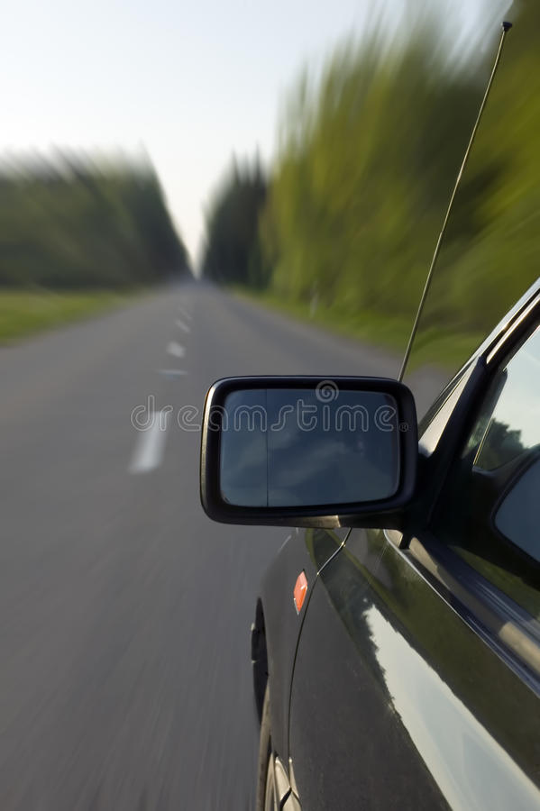 Download Car and nature concept stock photo. Image of road, line - 14359224