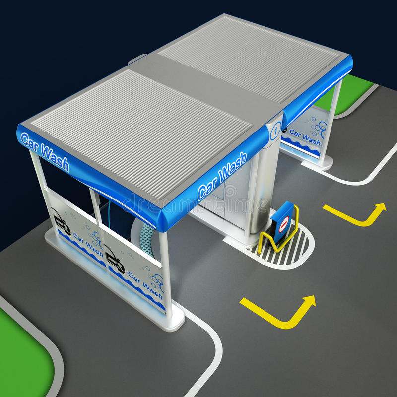 Car non contact washing of self service scheme of the working download car non contact washing of self service scheme of the working process solutioingenieria Images