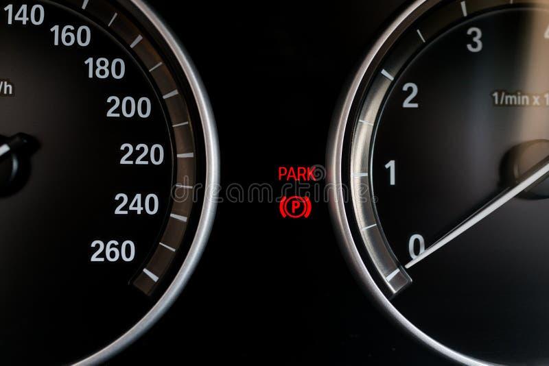 Car panel,park