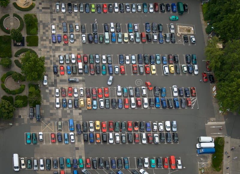 Car Park stock photos
