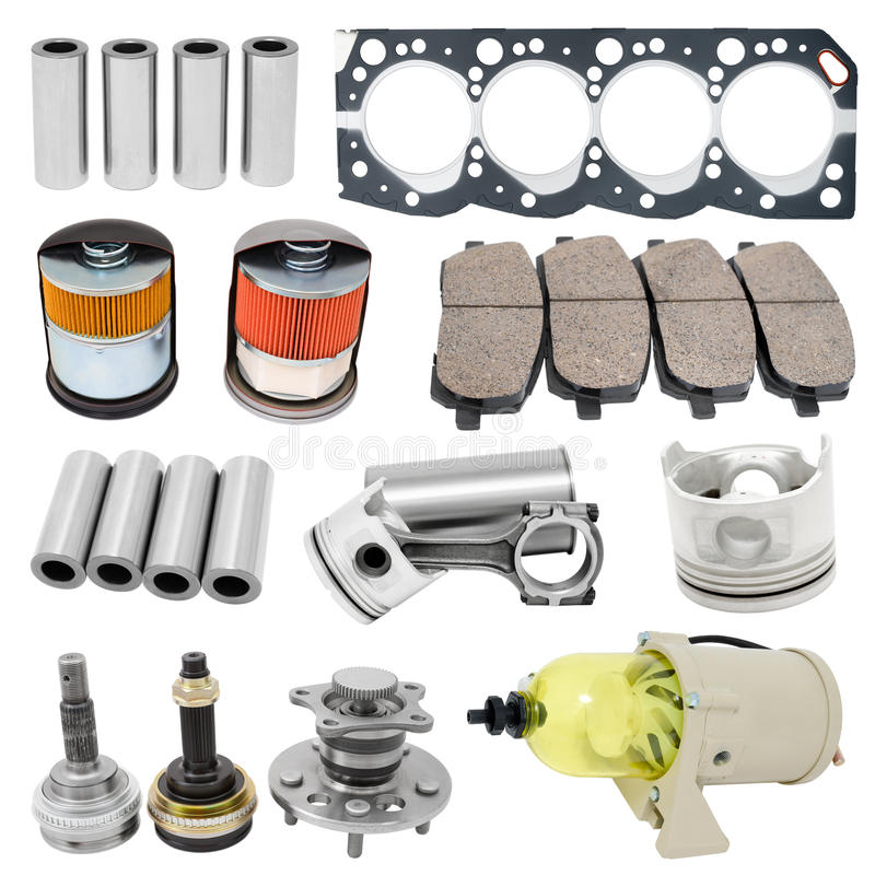 Download Car Parts Royalty Free Stock Photos - Image: 24395448
