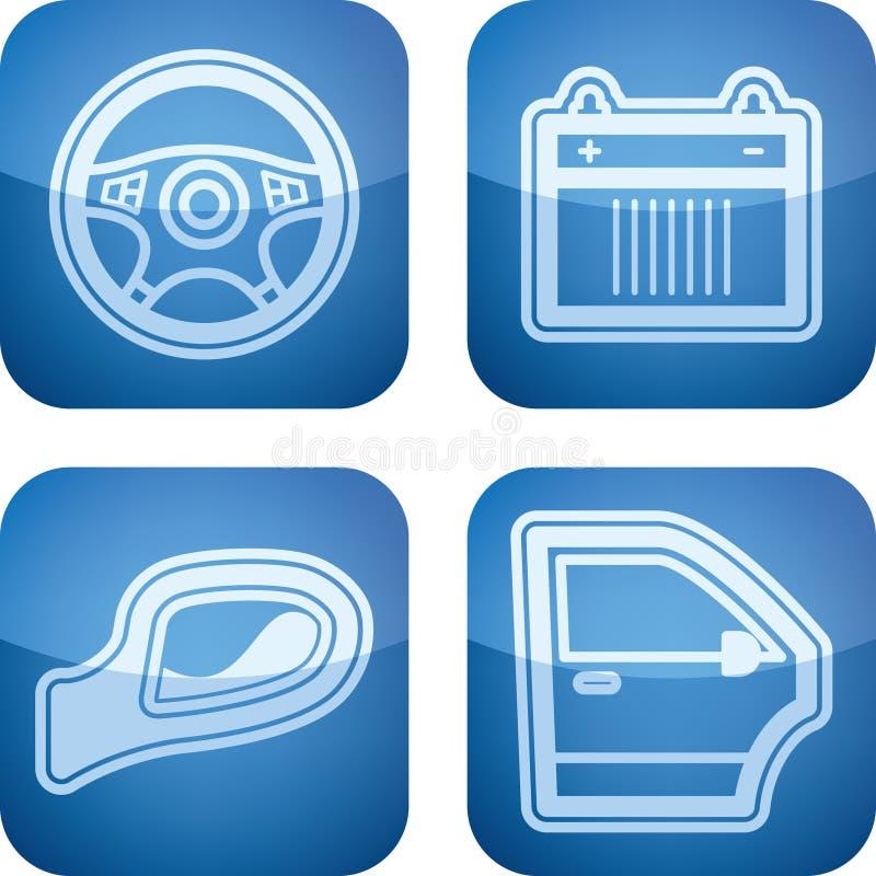 Free Car Parts Royalty Free Stock Image - 25674736