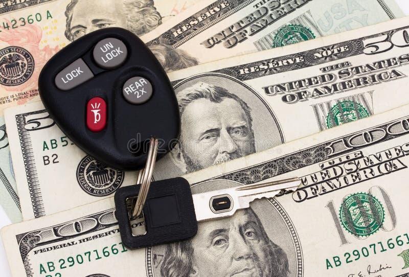 Car Payment Royalty Free Stock Photos