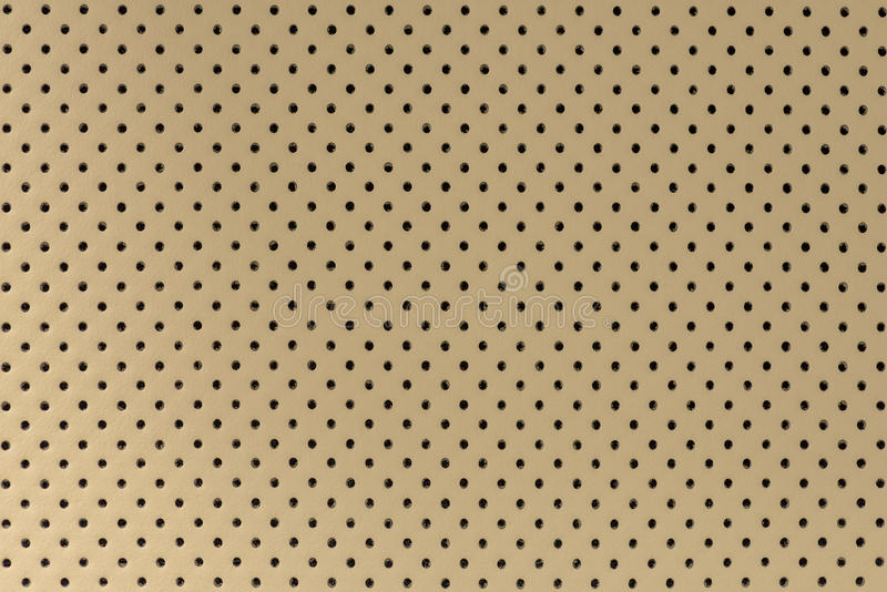 Car perforated leather background. Interior detail. Macro photo royalty free stock photography