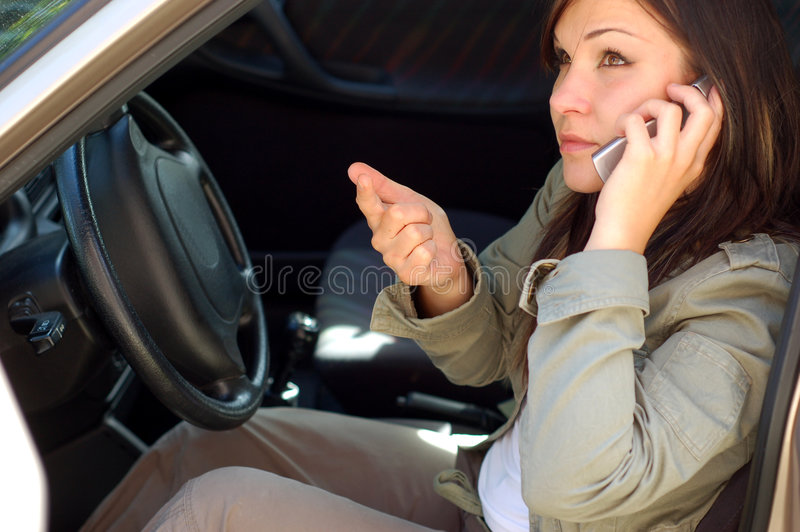 Car problem #5 royalty free stock image