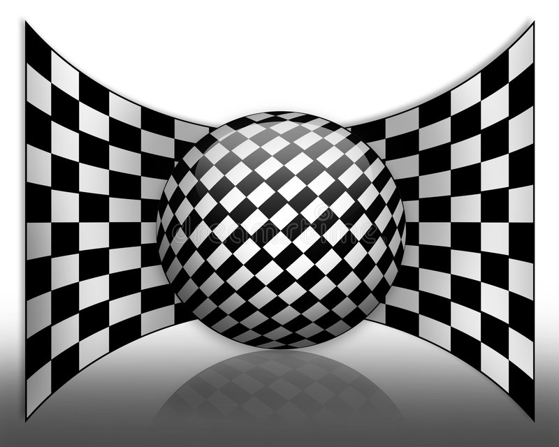 Car Racing Background Abstract Royalty Free Stock Photo