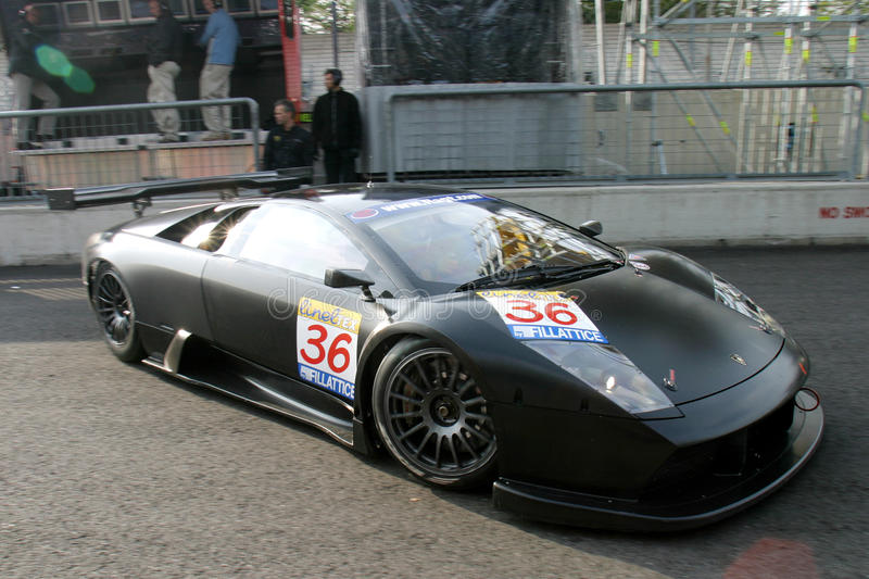 Download Car Racing,Lamborghini Murcielago Editorial Image   Image Of  Speed, Motor: 16761925