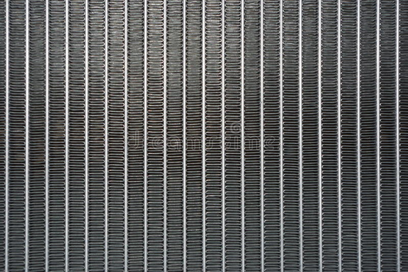 CAR RADIATOR ABSTRACT royalty free stock photo