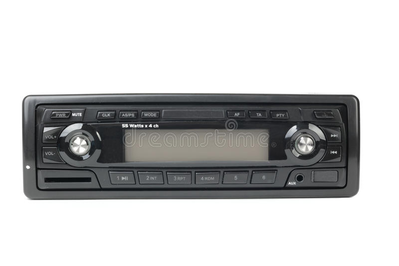 Download Car Radio Stock Photography - Image: 33299482
