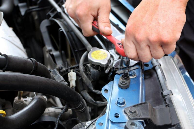 Download Car repairs process stock photo. Image of repair, worker - 33535392