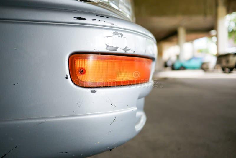 Car Scratch stock image