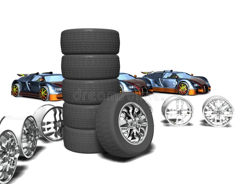 Download Car Service Royalty Free Stock Photos - Image: 25652188