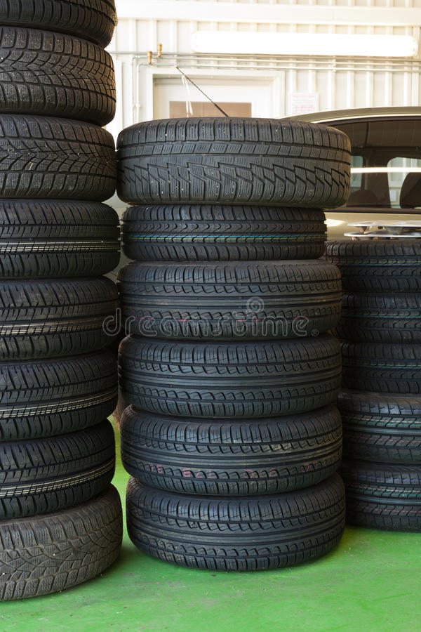 Download Car service tire service stock image. Image of texture - 25879223
