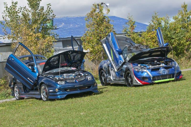 Car Show Editorial Photography