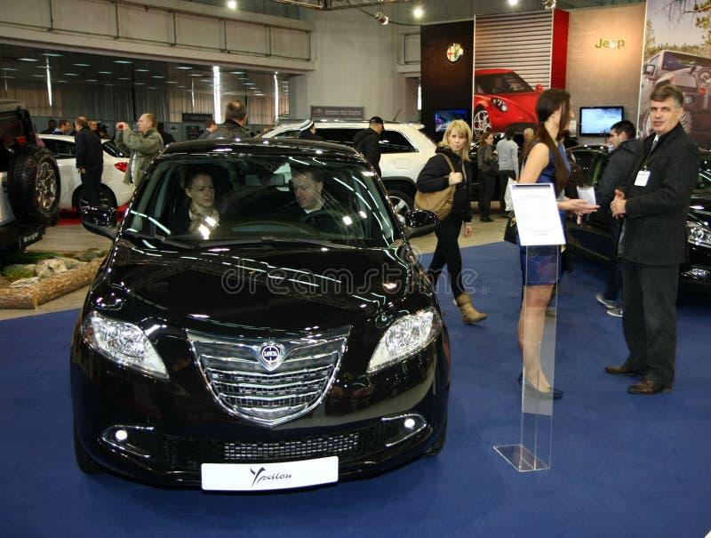 Car Show royalty-vrije stock foto's