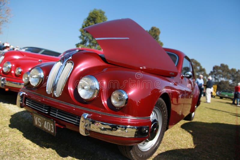 Car Show d'Australie aux Rois School images libres de droits