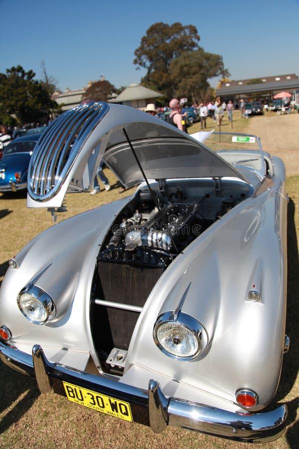 Car Show d'Australie aux Rois School photo stock