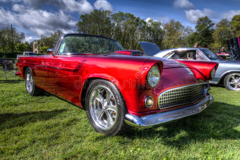Car Show Pleasanton Ca 2014 de Goodguys imagem de stock royalty free
