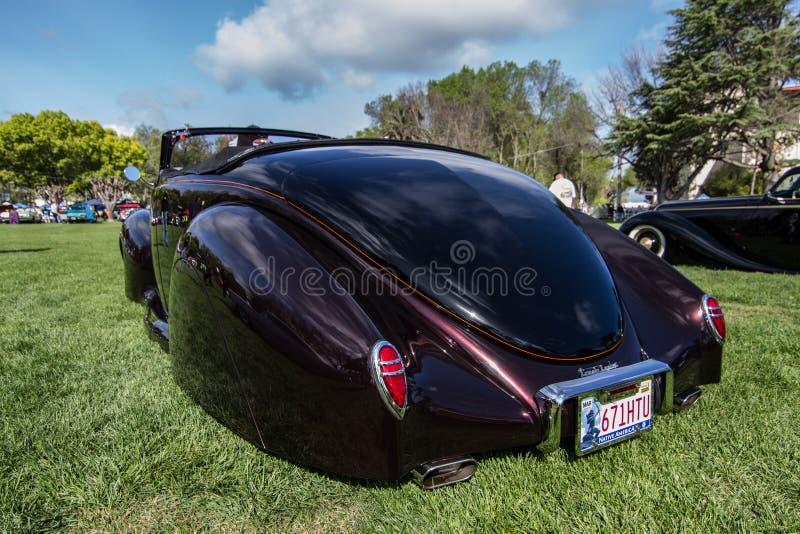 Car Show Pleasanton Ca 2014 de Goodguys image stock
