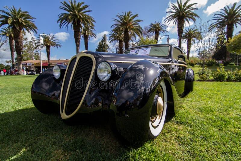 Car Show Pleasanton Ca 2014 de Goodguys fotografia de stock